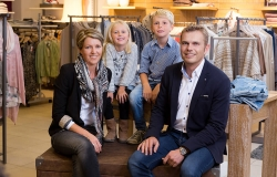 165 Jahre Trachten Mode Hofbaur - Familie Hofbaur